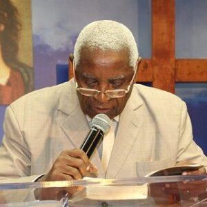 pastor Nlandu Lusala Hubert